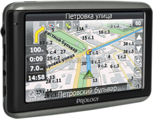 Gps навигаторы prology imap 5100 настройка