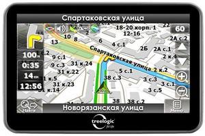 фото GPS навигатор TreeLogic TL-431 4GB Navitel