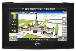 фото GPS навигатор TreeLogic TL-5018BGF AV Glonass 4GB Navitel