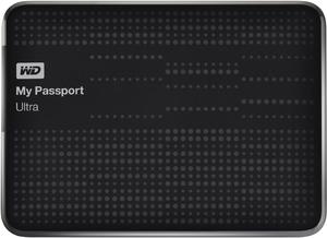 фото Внешний накопитель WD My Passport Ultra 1TB WDBJNZ0010B