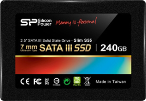 фото Жесткий диск Silicon Power SP240GBSS3S55S25 240GB