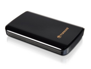 Фото внешнего HDD Transcend StoreJet 25D2 TS750GSJ25D2 750GB