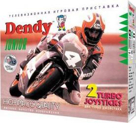 фото Игровая приставка Dendy Junior