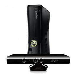 фото Игровая приставка Microsoft Xbox 360 Slim 4GB с KINECT + Disneyland + Kinect Adventures