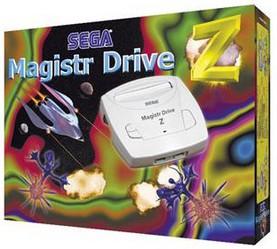фото Игровая приставка Sega Magistr Drive Z