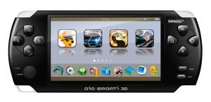 фото Игровая приставка Smaggi AIO Smarti 3D