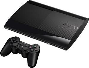 фото Игровая приставка Sony PlayStation 3 Super Slim 500GB