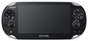 Фото игровой консоли PS Vita Wi-Fi
