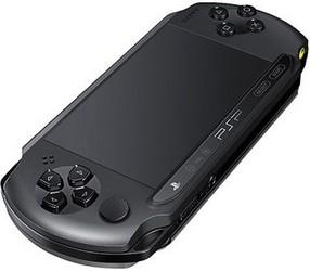 Фото игровой консоли Sony PSP E1008 Base Pack Black