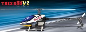 фото Р/у вертолет Align T-Rex 600 Nitro V2 Limited Edition KIT