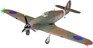 фото Р/у самолет Art-tech Hurricane RTF 21611