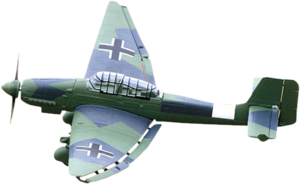 фото Р/у самолет Art-tech Stuka Ju-87 RTF 21435