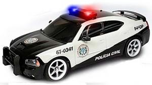 фото Р/у машинка Nikko F5 Dodge Charger Police 1:16
