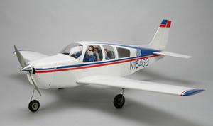 фото Р/у самолет E-Flite Beechcraft Bonanza 15e ARF