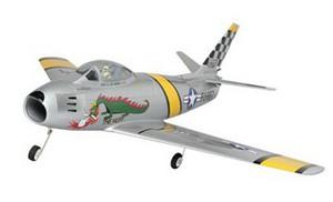 фото Р/у самолет E-Flite F-86 Sabre 15 DF