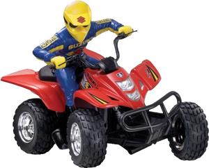 фото Р/у машинка Eztec Suzuki ATV 1:7 98122