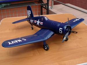фото Р/у самолет Fly Fly Hobby Mini F4U Corsair ARF