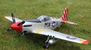 фото Р/у самолет Fly Fly Hobby Mini P51 Mustang ARF 0023-03