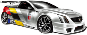 фото Р/у машинка GK Racer Series Cadillac CTS-V Coupe 1:18 866-1805