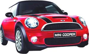 фото Р/у машинка GK Racer Series Mini Cooper 1:24 866-2413