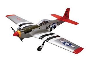 фото Р/у самолет Hangar 9 P51D Mustang 40 Sport ARF
