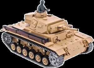 Heng Long Tauch Panzer III 1:16 3849-1 PRO SotMarket.ru 5800.000