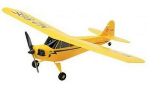 фото Р/у самолет Parkzone Piper J3 Cub Ultra Micro RTF