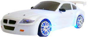 фото Р/у машинка HuangBo Toys BMW Z4 1:24 666-225