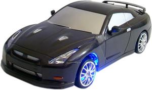 фото Р/у машинка HuangBo Toys Nissan Skyline GTR 1:24 666-220