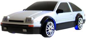 фото Р/у машинка HuangBo Toys Toyota Corolla Trueno AE86 1:24 666-221