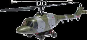 фото Р/у вертолет Hubsan FPV Westland Lynx H101F