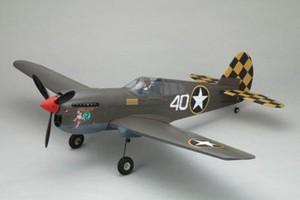 фото Р/у самолет Kyosho Curtiss P40 Warhawk 50EP