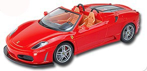 фото Р/у машинка MJX Ferrari F430 Spider 1:20 8103
