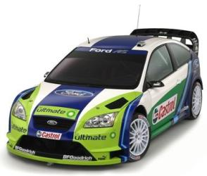 фото Р/у машинка Nikko Ford Focus RS WRC 2006 1:16