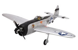 фото Р/у самолет Parkzone P-47 Thunderbolt PNP