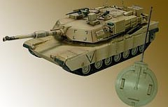 фото Pilotage M1A1HA Abrams 1st Marine 1:56