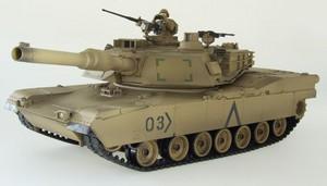 фото Pilotage M1A2 Abrams Desert 1:24 пневмопушка
