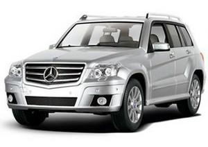 фото Р/у машинка Rastar Mercedes-Benz GLK-Class 1:14