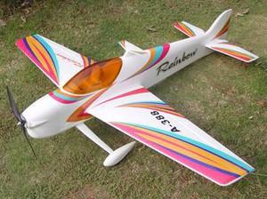 фото Р/у самолет NFD Rainbow F3A PNP RI-014 0015-03