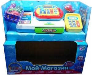 фото Joy Toy Касса Мой магазин 7019