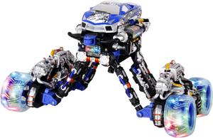 фото Р/у машинка Shantou Gepai Робот 1:18 666-368