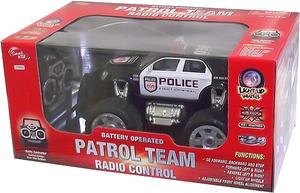 фото Р/у машинка Smart Kid Patrol Team 1:24