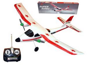 фото Р/у самолет RCP Super Sonic 0003-01