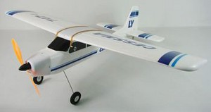 фото Р/у самолет Lanyu Model Cessna RTF 4ch 2.4G 0001-02