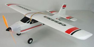 фото Р/у самолет Lanyu Model Cessna RTF 3ch 35Mhz 0002-01