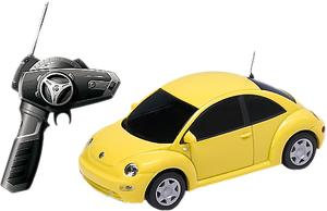 фото Р/у машинка Welly Volkswagen Beetle 1:34 83002