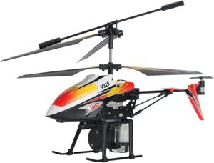 фото Р/у вертолет WLToys V319 с водяной пушкой