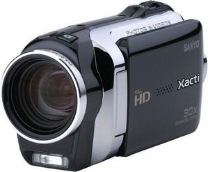 фото Видеокамера Sanyo Xacti VPC-SH1