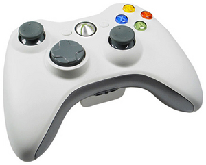 фото Джойстик для Microsoft Xbox 360 Wireless Controller