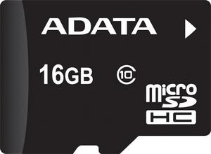 фото Карта памяти Карта памяти ADATA MicroSDHC 16GB Class 10